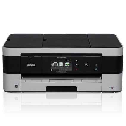 "Brother MFC-J4620DW Business Smart Inkjet All-in-One with up to 11""x17"" Printing and NFC Capability - MFC-J4620DW-41838"