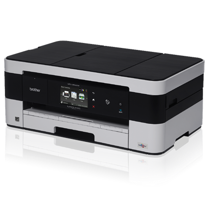 "Brother MFC-J4620DW Business Smart Inkjet All-in-One with up to 11""x17"" Printing and NFC Capability - MFC-J4620DW-0"