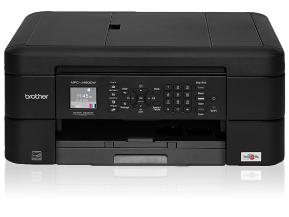 Brother MFC-J480DW Compact & Easy to Connect Inkjet All-in-One - MFC-J480DW-41817