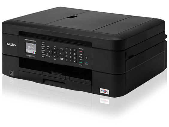 Brother MFC-J480DW Compact & Easy to Connect Inkjet All-in-One - MFC-J480DW-0