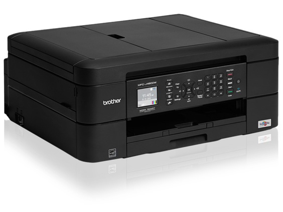 Brother MFC-J480DW Compact & Easy to Connect Inkjet All-in-One - MFC-J480DW-41818