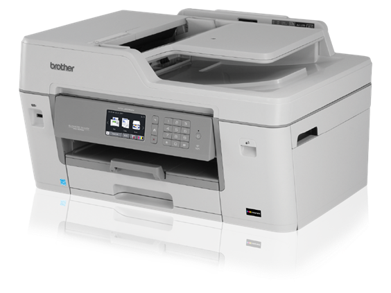Brother MFC-J6535DW Business Smart Pro with INKvestment Cartridges - MFC-J6535DW -0