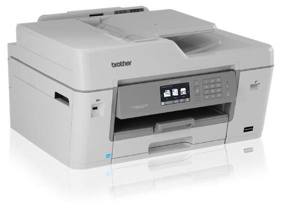 Brother MFC-J6535DW Business Smart Pro with INKvestment Cartridges - MFC-J6535DW -41848