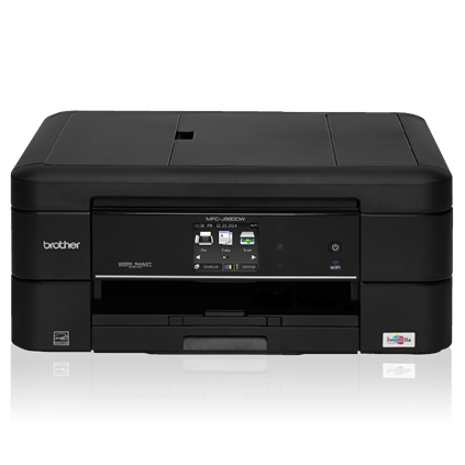 Brother MFC-J680DW Compact & Easy to Connect Inkjet All-in-One - MFC-J680DW-41829
