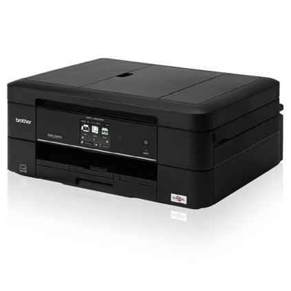 Brother MFC-J680DW Compact & Easy to Connect Inkjet All-in-One - MFC-J680DW-0
