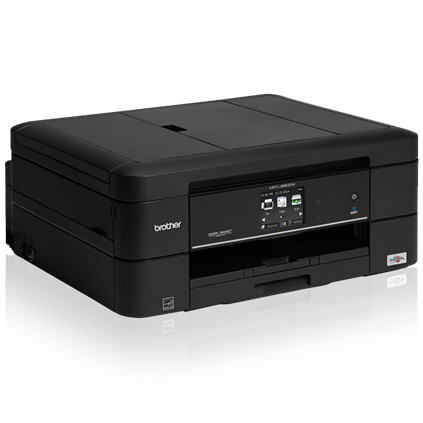 Brother MFC-J680DW Compact & Easy to Connect Inkjet All-in-One - MFC-J680DW-41830