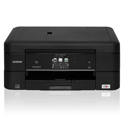 Brother MFC-J880DW Compact & Easy to Connect Inkjet All-in-One - MFC-J880DW-41841