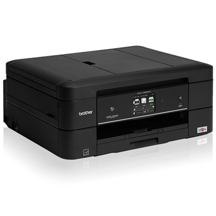 Brother MFC-J880DW Compact & Easy to Connect Inkjet All-in-One - MFC-J880DW-41842