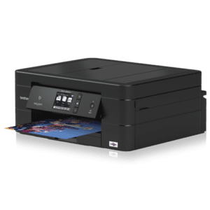 Brother MFC-J895DW Wireless Color Inkjet All-in-One Printer with Mobile Device Printing, NFC, Cloud Printing & Scanning - MFC-J895DW-0