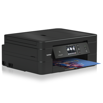 Brother MFC-J895DW Wireless Color Inkjet All-in-One Printer with Mobile Device Printing, NFC, Cloud Printing & Scanning - MFC-J895DW-41845