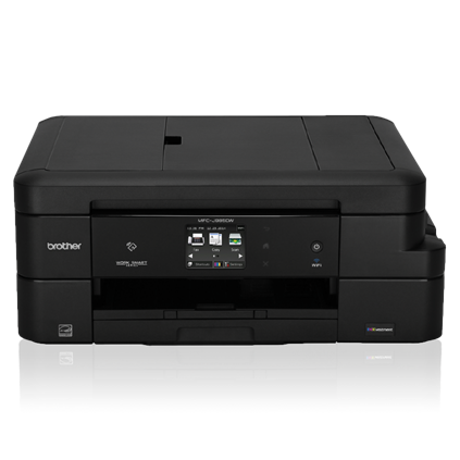 Brother MFC-J985DW Work Smart All-in-One with INKvestment Cartridges - MFC-J985DW-41814