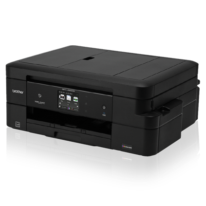Brother MFC-J985DW Work Smart All-in-One with INKvestment Cartridges - MFC-J985DW-0