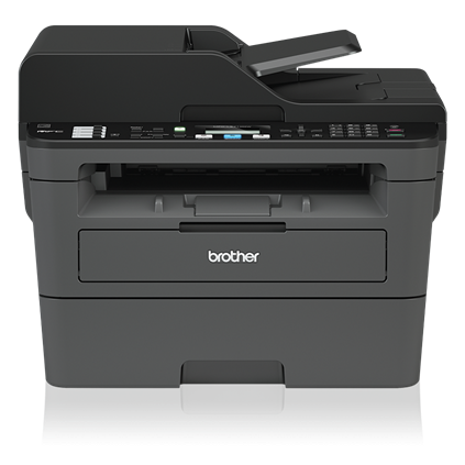 Brother MFC-L2710DW Monochrome Compact Laser All-in-One Printer with Duplex Printing and Wireless Networking - MFC-L2710DW-41758