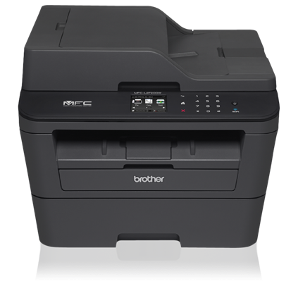 Brother MFC-L2720DW Compact Laser All-in-One with Wireless Networking and Duplex Printing - MFC-L2720DW-41874