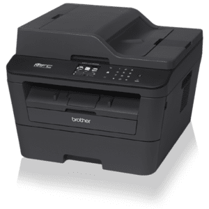 Brother MFC-L2720DW Compact Laser All-in-One with Wireless Networking and Duplex Printing - MFC-L2720DW-0