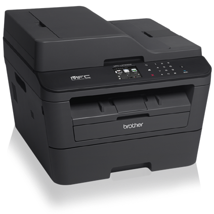Brother MFC-L2720DW Compact Laser All-in-One with Wireless Networking and Duplex Printing - MFC-L2720DW-41875