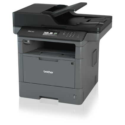 Brother MFC-L5800DW Business Laser All-in-One with Duplex Printing and Wireless Networking - MFC-L5800DW-0