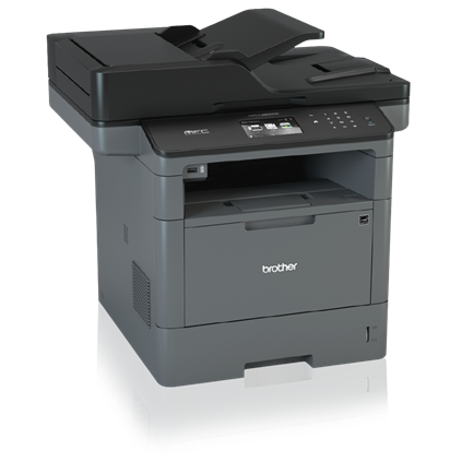 Brother MFC-L5800DW Business Laser All-in-One with Duplex Printing and Wireless Networking - MFC-L5800DW-41797