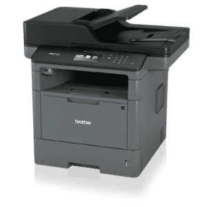 Brother MFC-L5900DW Business Laser All-in-One with Wireless Networking and Duplex Print and Scan - MFC-L5900DW-0