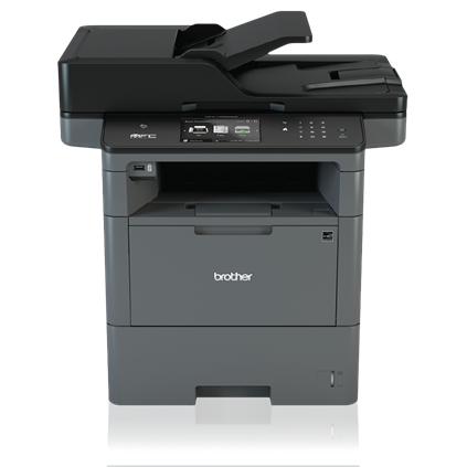 Brother MFC-L6800DW Business Laser All-in-One for Mid-Size Workgroups with Higher Print Volumes - MFC-L6800DW-41806