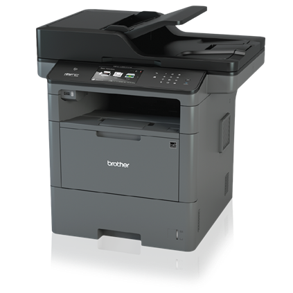 Brother MFC-L6800DW Business Laser All-in-One for Mid-Size Workgroups with Higher Print Volumes - MFC-L6800DW-0
