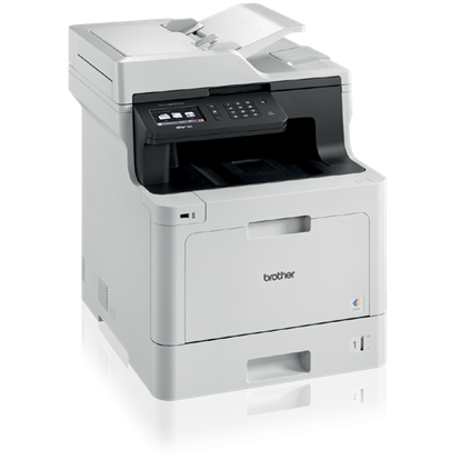Brother MFC-L8610CDW Business Color Laser All-in-One with Duplex Printing and Wireless Networking - MFC-L8610CDW-41808