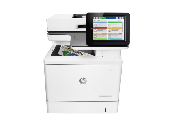 HP Color LaserJet Enterprise MFP M577dn - B5L46A-0