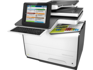 HP PageWide Enterprise Color Flow MFP 586z - G1W41A-0