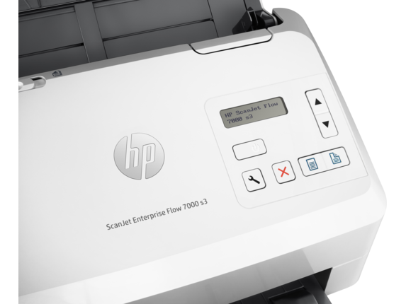 HP ScanJet Enterprise Flow 7000 s3 Sheet-feed Scanner L2757A-41913