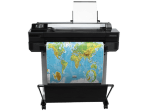 HP Designjet T520 24-in Printer - CQ890A