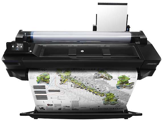 HP Designjet T520 36-in ePrinter - CQ893A-42001