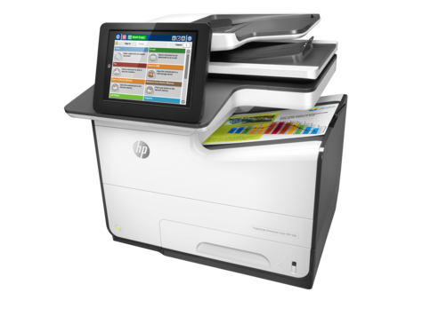 HP PageWide Enterprise Color MFP 586f - G1W40A-42142