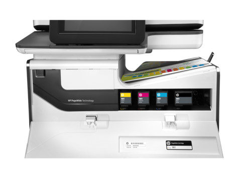 HP PageWide Enterprise Color MFP 586f - G1W40A-42146