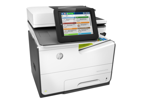HP PageWide Enterprise Color MFP 586f - G1W40A-42090