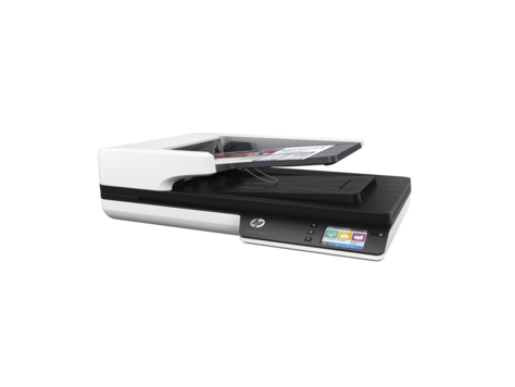 HP ScanJet Pro 4500 fn1 Network Scanner - L2749A-41910