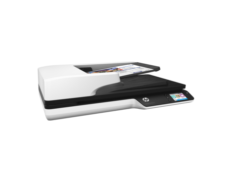 HP ScanJet Pro 4500 fn1 Network Scanner - L2749A-41908
