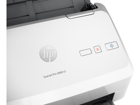 HP ScanJet Pro 3000 s3 Sheet-feed Scanner L2753A-42226