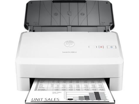 HP ScanJet Pro 3000 s3 Sheet-feed Scanner L2753A-42227