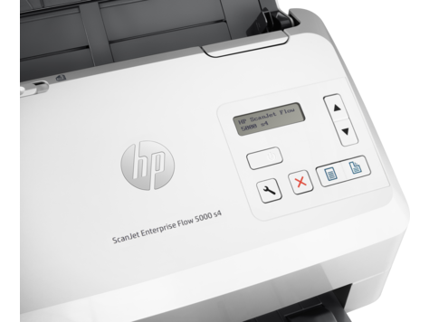 HP ScanJet Enterprise Flow 5000 s4 Sheet-feed Scanner L2755A-42200