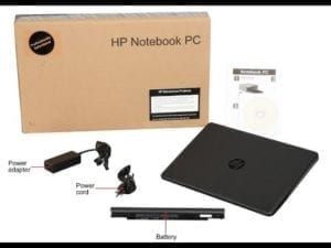 HP Notebook - 14-bw012nr (1KU90UA)-0