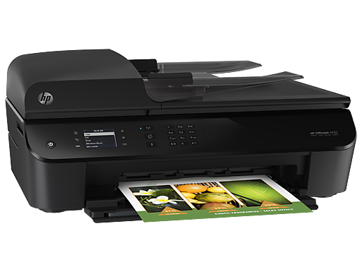 HP Officejet 4630 e-All-in-One Printer - NO INK IN BROWN BOX-42318