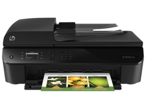 HP Officejet 4630 e-All-in-One Printer - NO INK IN BROWN BOX-0