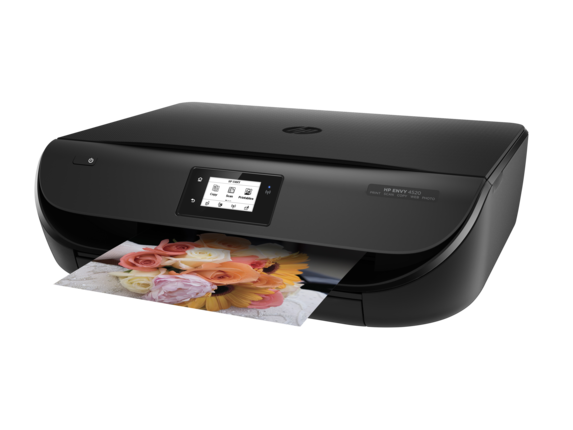 HP ENVY 4520 All-in-One Printer - Brown Box-42335