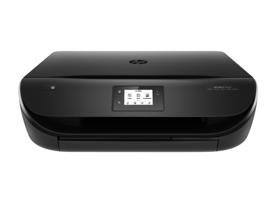 HP ENVY 4520 All-in-One Printer - Brown Box-0