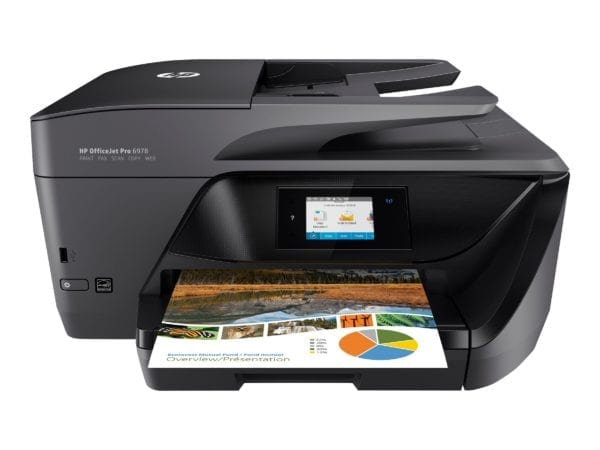 HP OfficeJet Pro 6978 All-in-One Printer (T0F29A)-42401
